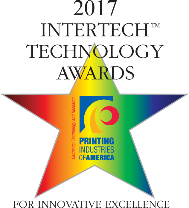 Image from SCREEN receives InterTech Technology Award for Truepress Jet520HD and SC Inks