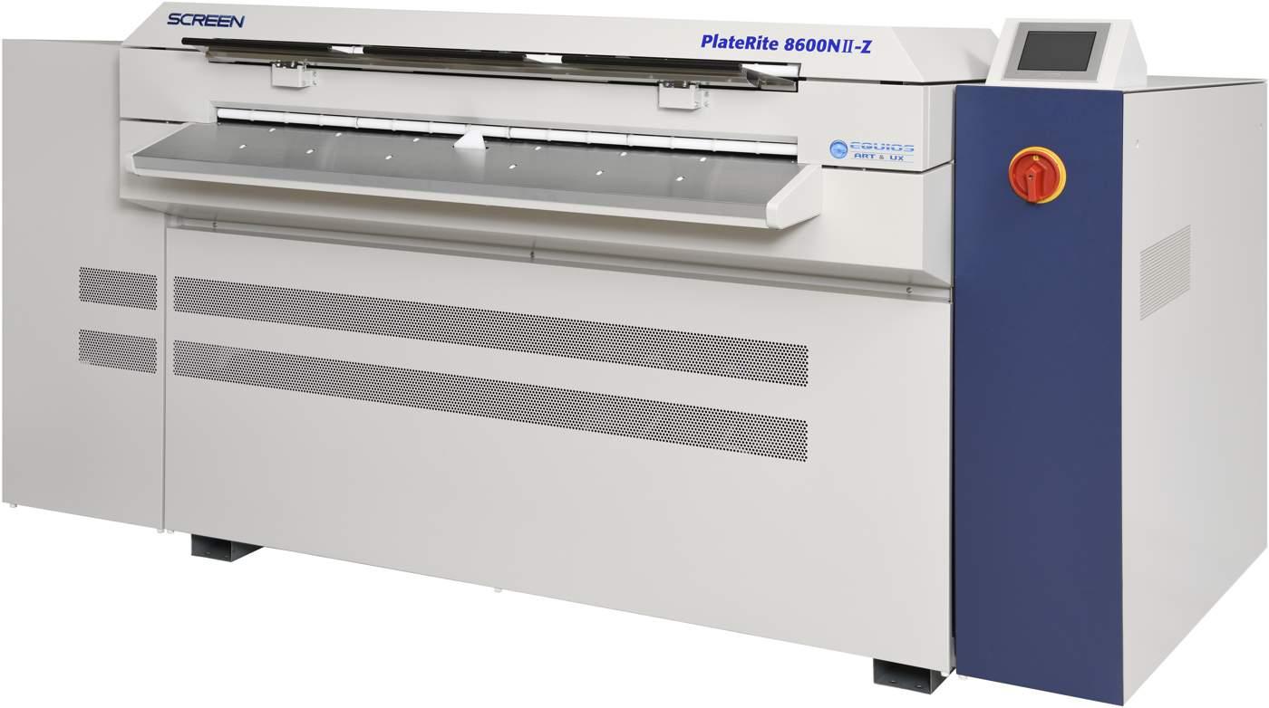 Image of PlateRite 8600NII Series