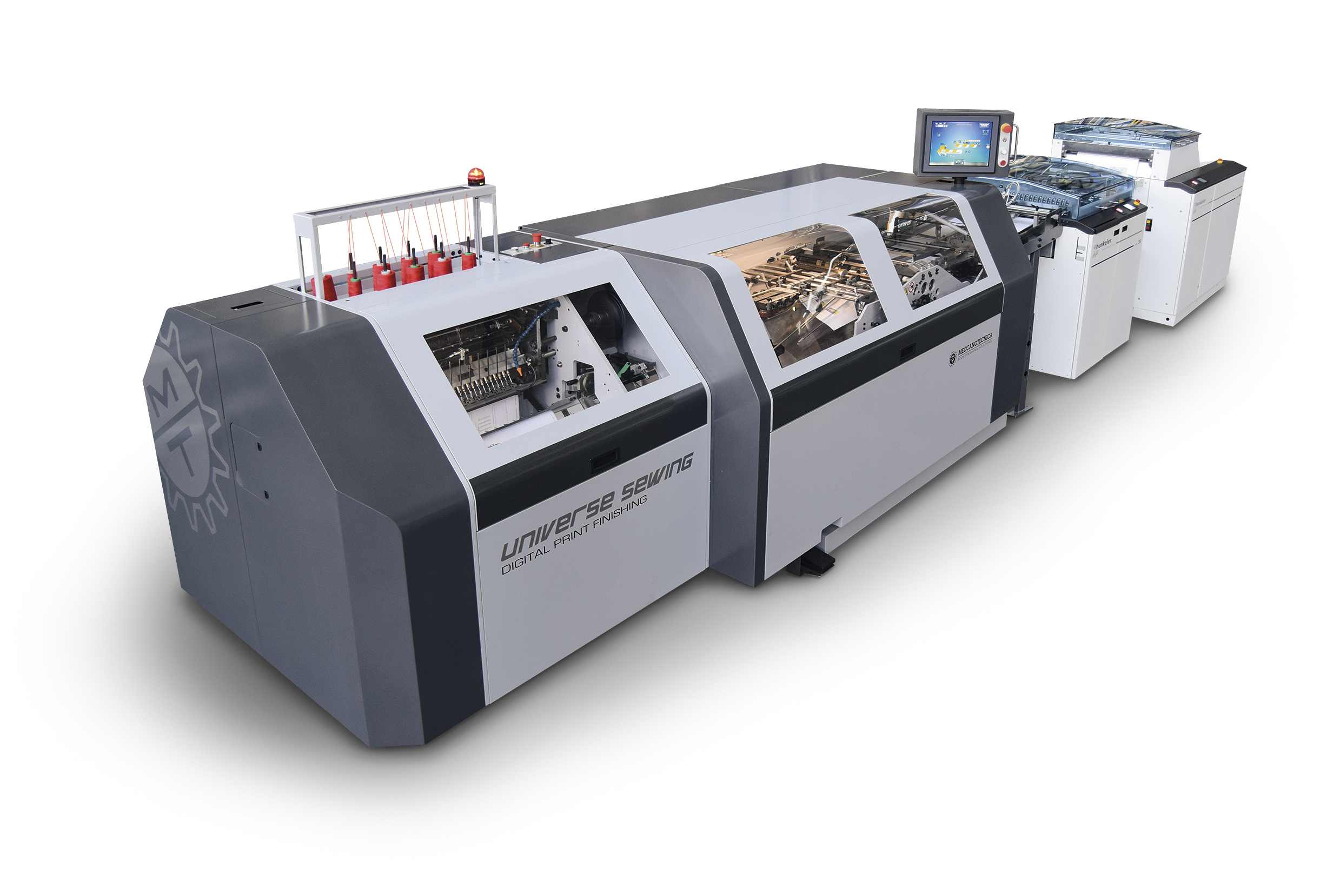 Image from SCREEN AND MECCANOTECNICA TO COLLABORATE FOR OPTIMISED PREMIUM QUALITY BOOK FINISHING