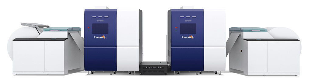 Image from SCREEN Adds High-speed Monochrome Model to Truepress Jet520HD Series